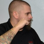 Jimmy Sjökvist trainer at M.A.T.T Combatives